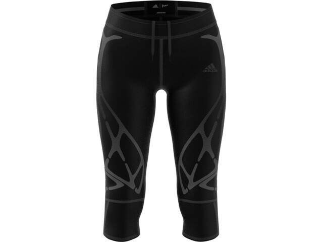adidas AdiZero Sprintweb 3/4 Tights Women Black